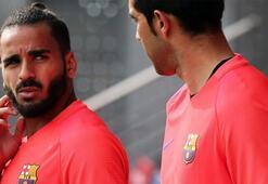 Barcelonalı Douglas Sivasspor ile anlaştı