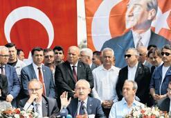 Kılıçdaroğlu tren faciasının yaşandığı Çorlu'da: Pabuç bırakmam