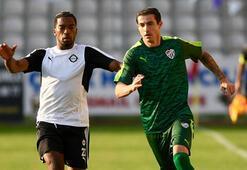 Bursaspor - Altay: 1-0