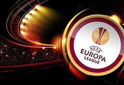 UEFA Avrupa Liginde tek maç oynandı