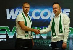 Atiker Konyaspora Ukraynalı defans
