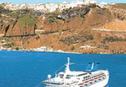 Yunan adalarına vizesiz tur keyfi