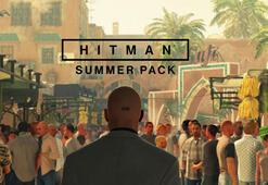 Hitman Summer Pack kısa süreliğine ücretsiz oldu