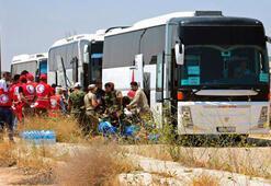 Suriyede binlerce kişiyi kapsayan tahliye anlaşması