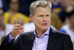 Warriors, Kerr ile yeni sözleşme imzaladı