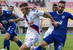 UEFA Avrupa Liginde 3 takım tur atladı