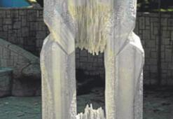 Beşiktaş'ta heykel şöleni