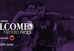 Afjet Afyonspor Renato Arapiyi transfer etti