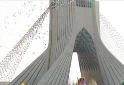 İranda işçiler sosyal haklarının verilmesi için gösteri düzenledi
