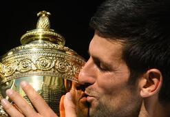 Djokovicin kupa hasreti Wimbledonda bitti