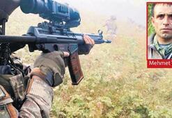 PKK'nın Karadeniz sorumlusu öldürüldü