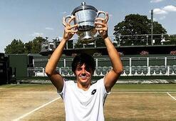 Yankı Erel, Wimbledonda şampiyon