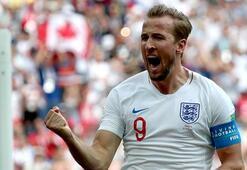Dünya Kupasının gol kralı Harry Kane
