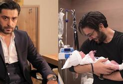 Ozan Akbabanın bebek mutluluğu: Hoş geldin oğlum