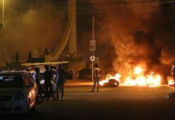 Basradaki gösteriye polis müdahalesi: 2 ölü