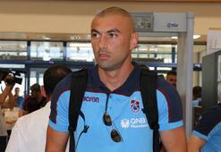 Burak Yılmaz Trabzonspor kampından ayrıldı