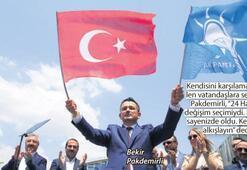 Pakdemirli'den İzmir mesajları