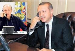 Erdoğan'dan Putin'e idlib uyarısı