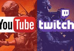 YouTube, Twitch yayınlarının reklamını yapan kanalları kapatıyor