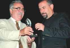 Homeros Ödülü Erdoğan'ın oldu