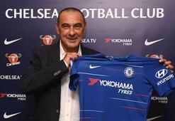 Chelsea, Sarriyi resmen açıkladı