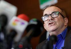FARC liderleri ilk kez hakim karşısında