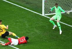 Belçika - İngiltere: 2-0