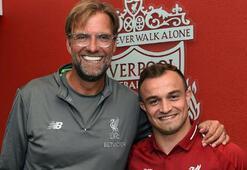 Liverpool, Xherdan Shaqiri ile anlaştı