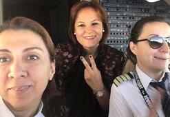 Son dakika İranda düşen jetin kaptanı Beril Gebeşe hala ulaşılamadı