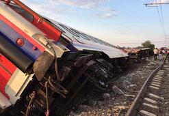 Tekirdağdaki tren kazası ile ilgili önemli açıklama