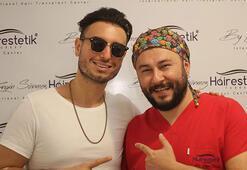 Faydee saç ekimi için Türkiyede
