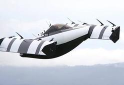 Pilot ehliyetine gerek duyulmayan uçan araba tanıtıldı