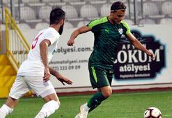 Bursaspor-Balıkesirspor Baltok: 0-1