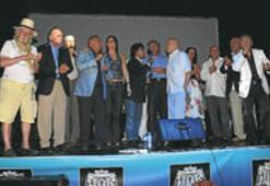 40. sanat yılında Ali Kocatepe'ye saygı gecesi