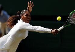 Wimbledonda finalin adı Williams-Kerber