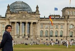 Almanyadan Puigdemontun iadesine yeşil ışık