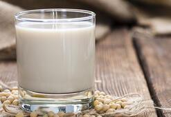 Veganlar için soya sütü tarifi
