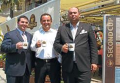 Kahve tutkunlarına İzmir'de yeni adres