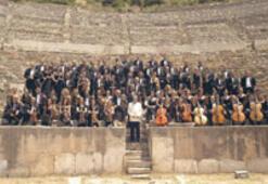 Senfoniden Ege turnesi