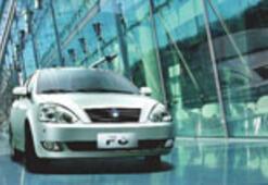 Çinli Geely Autoshow'da tanıtılacak