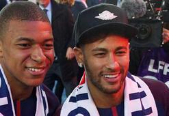 Neymar ile Mbappe arasında Donatello krizi