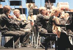 İdil Biret, Moskova Senfoni Orkestrası'yla aynı sahnede