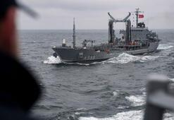 Denizde İkmal Muharebe Destek Gemisi için imzalar atıldı
