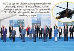 NATO zirvesinde Türkiye ATAK'ı