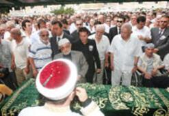 Mustafa Yeşil son yolculuğuna uğurlandı