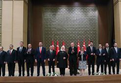 Yeni kabinede kimler var Yeni bakanlar listesi