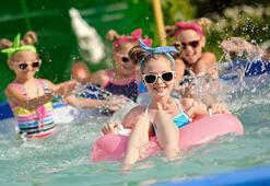 Çocukları havuz enfeksiyonlarından korumanın yolları