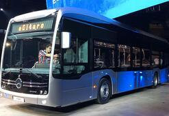 Mercedes-Benz, elektrikli otobüsü eCitaroyu duyurdu