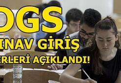 DGS sınav giriş yerleri açıklandı DGS ne zaman İşte DGS giriş belgeleri