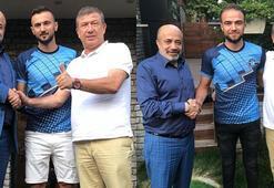 Adana Demirspordan 2 transfer